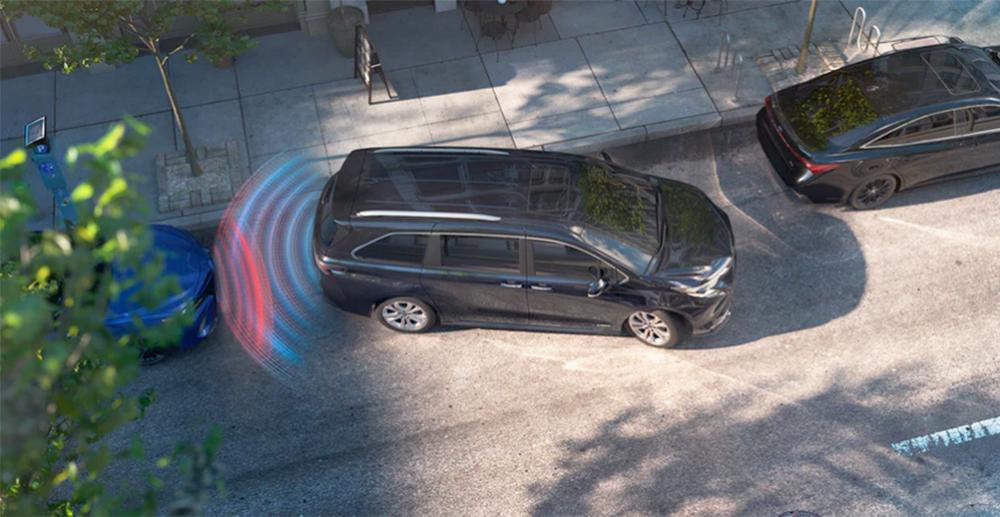 đỗ xe tự động siean platum