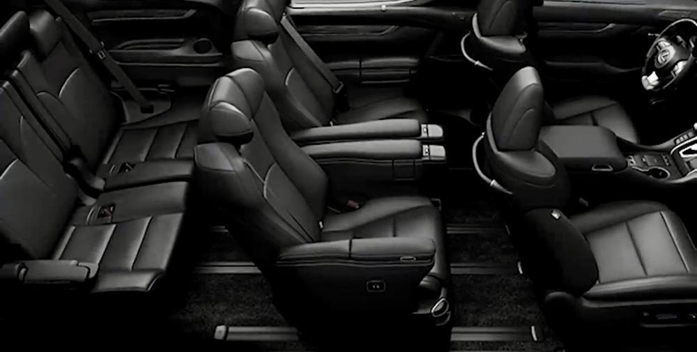 nội thất LM300H 2021 7 chỗ