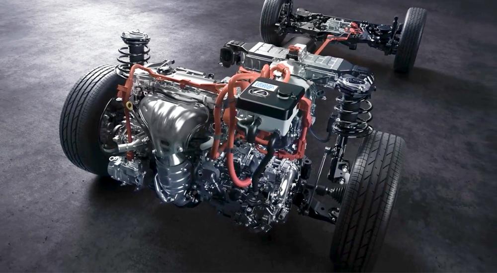 D9ộng cơ Lexus lm300h 2021